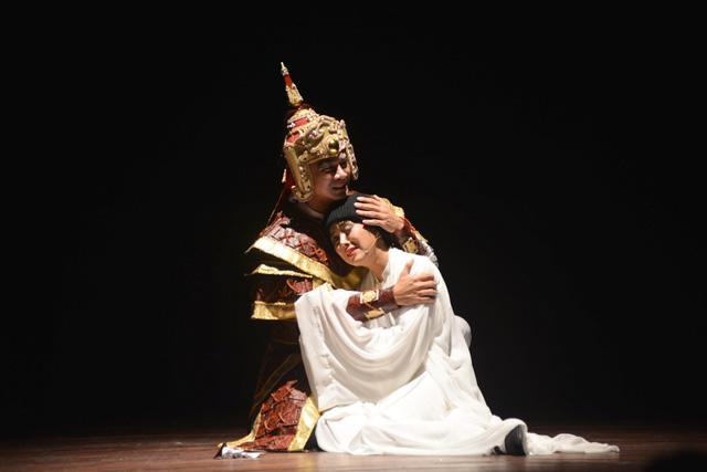 Sau Bí mật vườn Lệ Chi, Ngàn năm tình sử, Thành Lộc trở lại với Tiên Nga - Ảnh 9.