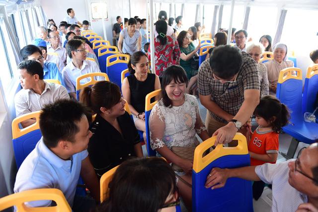 Cuối tháng 11-2017, có tàu buýt đường sông Sài Gòn - Thủ Đức - Ảnh 6.
