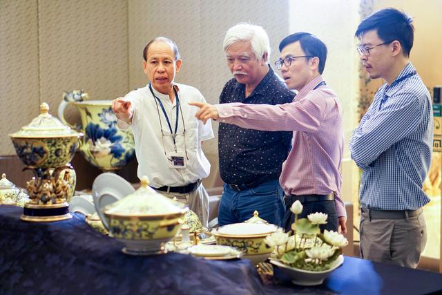 Khám phá hành trình tạo tác Chén Ngọc, quà tặng APEC 2017 - Ảnh 6.