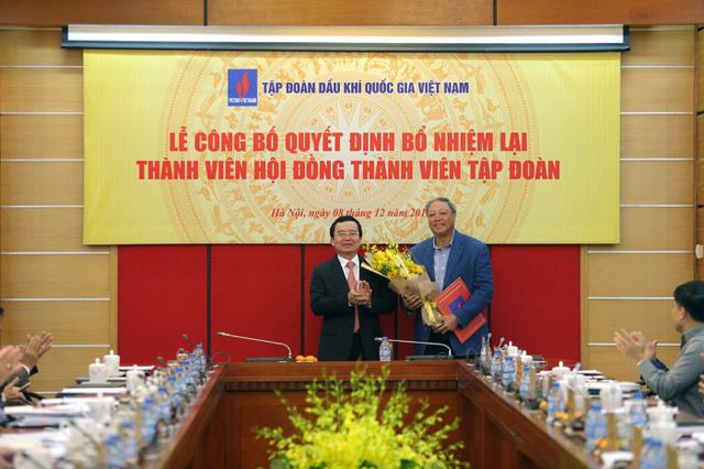 Khởi tố ông Phan Đình Đức, thành viên HĐTV Tập đoàn Dầu khí - Ảnh 1.