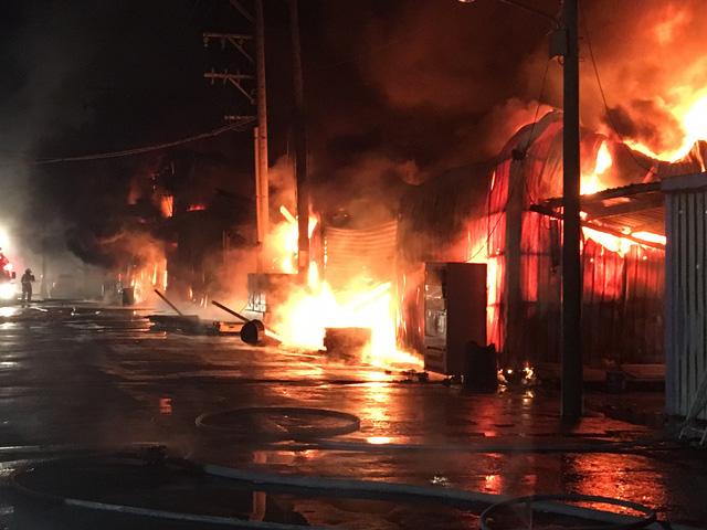 Cháy nhà máy ở Đài Loan, 6 công nhân Việt tử nạn - Ảnh 6.