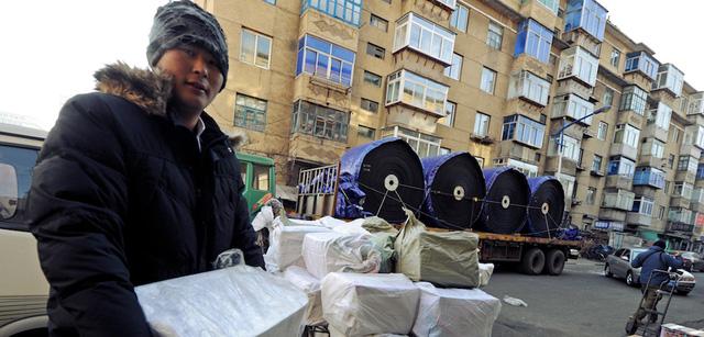 Nền kinh tế ngầm sôi động ở Triều Tiên - Ảnh 1.