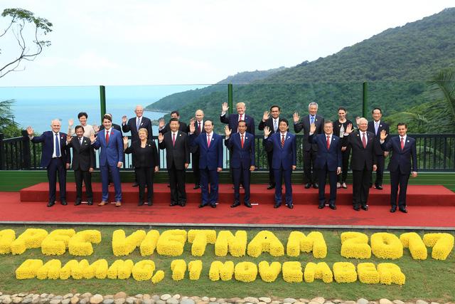 Những khoảnh khắc đáng nhớ của APEC 2017 - Ảnh 14.