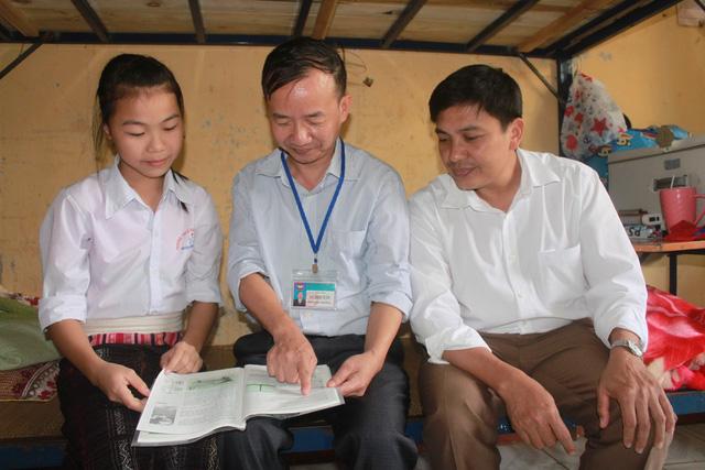 Cô học trò dân tộc Thái mơ làm cô giáo của bản - Ảnh 1.