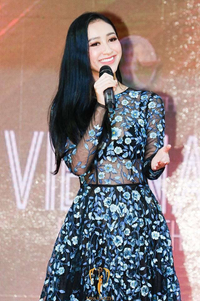 Hà Thu giành huy chương đồng tại Hoa hậu trái đất - Ảnh 5.