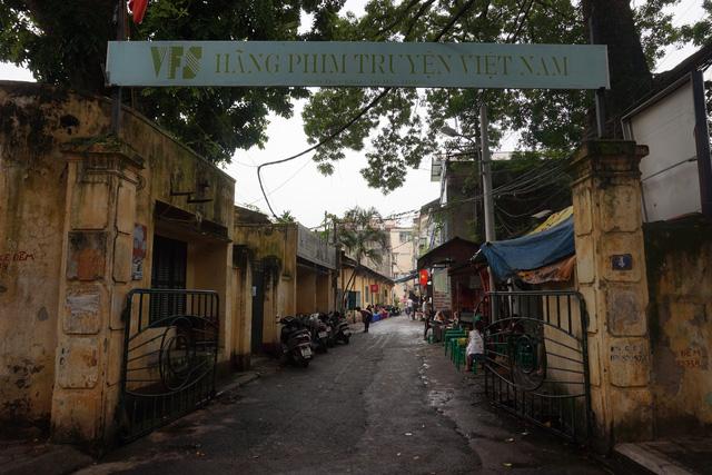 Thanh tra việc cổ phần hóa Hãng phim truyện Việt Nam từ 13-10 - Ảnh 1.