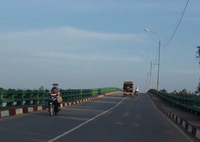 Nạo vét tuyến sông Tắc và xây mới cầu Trường Phước - Ảnh 1.