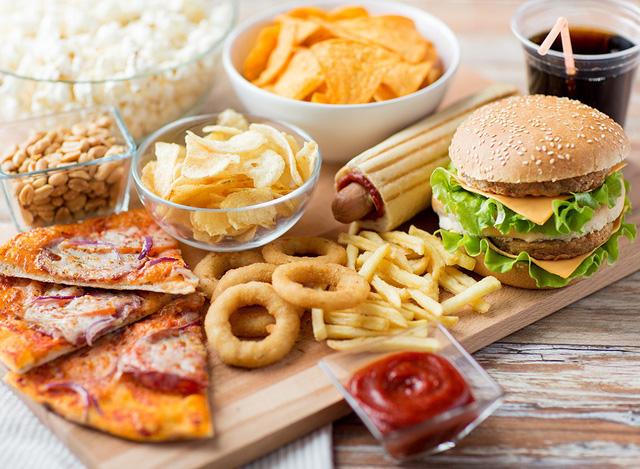Kết quả hình ảnh cho Thức ăn nhanh