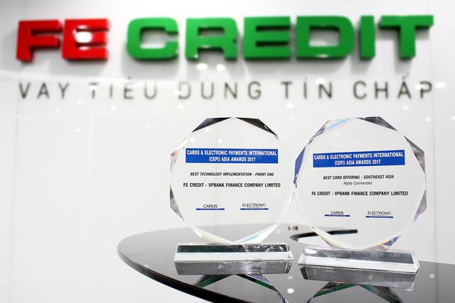 FE CREDIT nhận 2 giải thưởng tại CEPI Asia Awards 2017 - Ảnh 2.