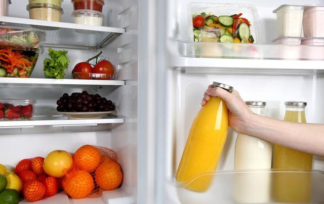 Cách bảo quản thực phẩm trong tủ lạnh an toàn - Ảnh 1.