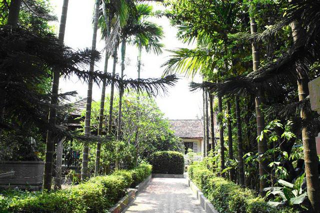 Thừa Thiên-Huế tăng cường bảo vệ và phát huy giá trị nhà vườn - Ảnh 1.