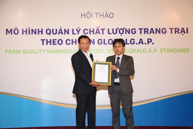 Heo nuôi chuẩn GlobalG.A.P. đã có mặt ở Việt Nam - Ảnh 4.