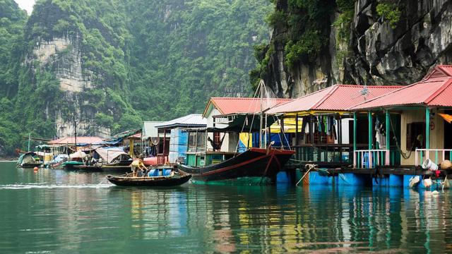 Hạ Long chi 1.700 tỉ đồng phục dựng, bảo tồn văn hóa làng chài - Ảnh 1.