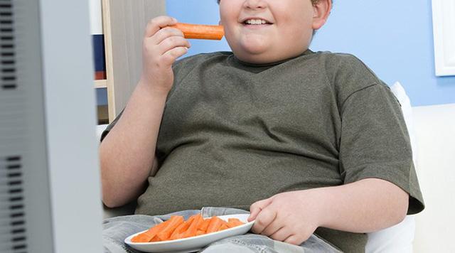 Tỷ lệ trẻ béo phì trên thế giới tăng gấp 10 lần trong 4 thập kỷ qua - Ảnh 1.
