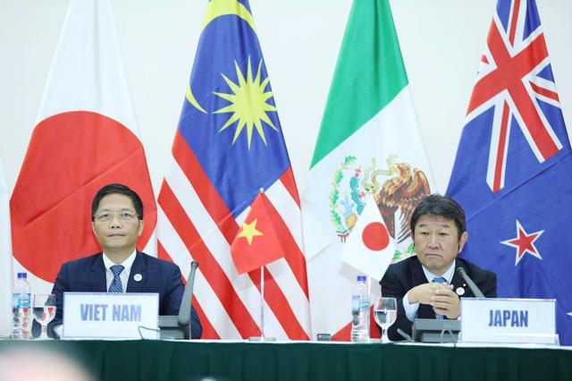 Họp báo quyết định số phận của TPP - Ảnh 1.