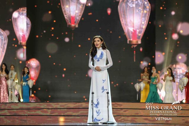 Hoa hậu Peru đoạt vương miện Hoa hậu Hoà bình thế giới 2017 - Ảnh 7.