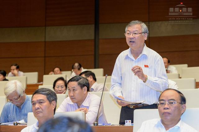 Đại biểu tranh luận kịch liệt vụ nghi phân bón giả Thuận Phong - Ảnh 1.