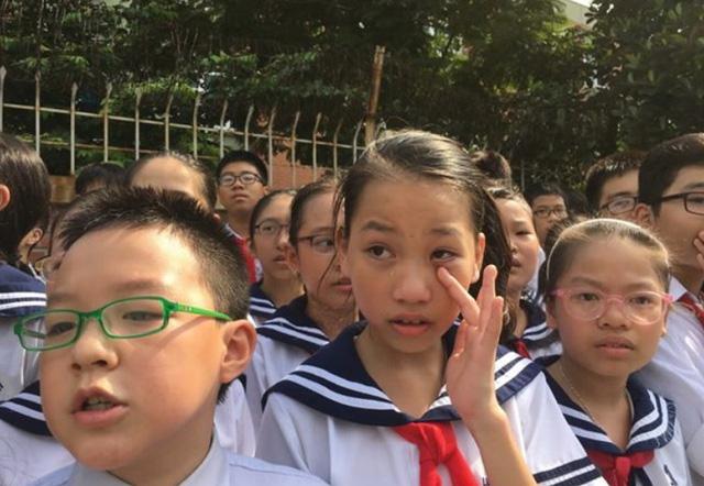 Nghẹn ngào đưa tiễn PGS-TS Văn Như Cương về cõi vĩnh hằng - Ảnh 14.