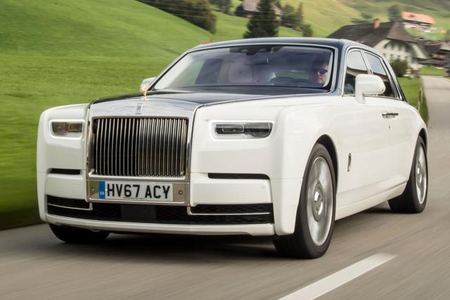 Ngắm siêu phẩm Rolls-Royce Phantom 2017: đẹp không tì vết - Ảnh 2.