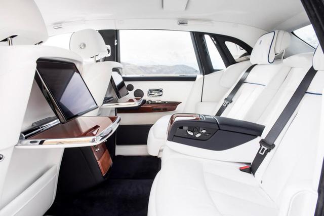 Ngắm siêu phẩm Rolls-Royce Phantom 2017: đẹp không tì vết - Ảnh 9.