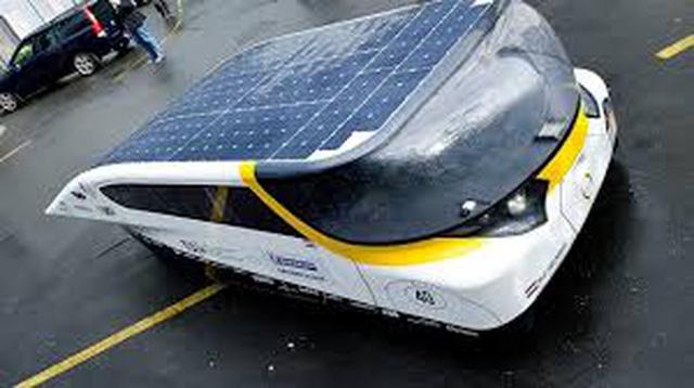 Ngắm những chiếc xe năng lượng mặt trời độc đáo - Ảnh 11.