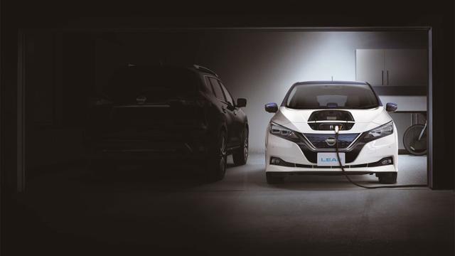 Đi xe hơi điện… không tốn tiền điện - Ảnh 1.
