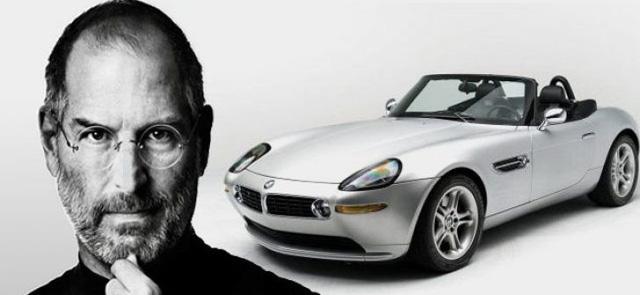 Ngắm siêu xe BMW Z8 của Steve Jobs sắp bán đấu giá - Ảnh 1.