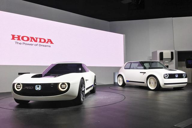 Honda sản xuất xe hơi điện sạc đầy trong 15 phút - Ảnh 1.