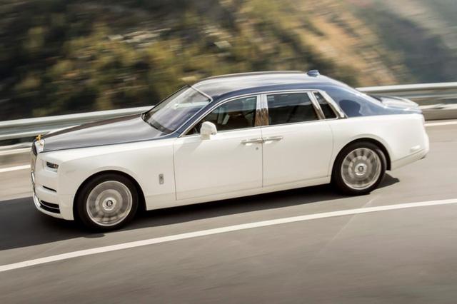 Ngắm siêu phẩm Rolls-Royce Phantom 2017: đẹp không tì vết - Ảnh 3.