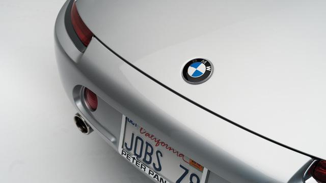 Ngắm siêu xe BMW Z8 của Steve Jobs sắp bán đấu giá - Ảnh 3.