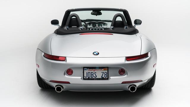 Ngắm siêu xe BMW Z8 của Steve Jobs sắp bán đấu giá - Ảnh 6.