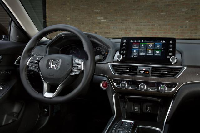 Honda Accord 2018 nâng cấp toàn diện, cạnh tranh với Toyota Camry - Ảnh 7.