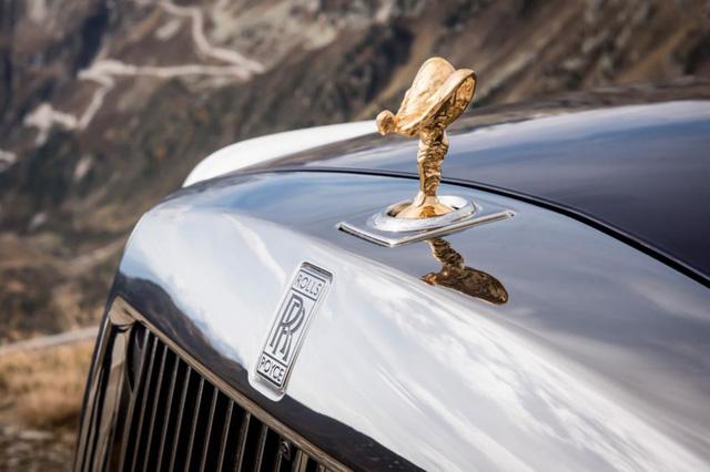 Ngắm siêu phẩm Rolls-Royce Phantom 2017: đẹp không tì vết - Ảnh 5.