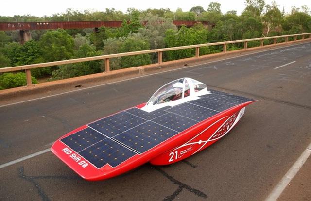 Ngắm những chiếc xe năng lượng mặt trời độc đáo - Ảnh 7.