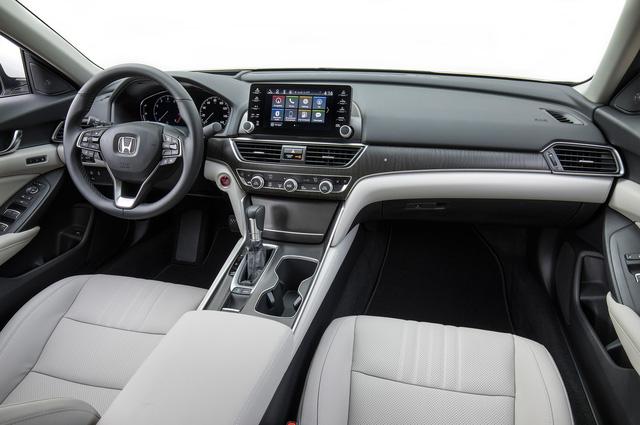 Honda Accord 2018 nâng cấp toàn diện, cạnh tranh với Toyota Camry - Ảnh 8.