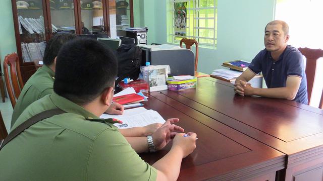 Bắt người Đài Loan không chấp hành án tù trốn sang Việt Nam - Ảnh 1.