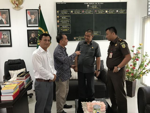 Đại sứ quán làm việc với Indonesia vụ 5 thuyền trưởng kêu oan - Ảnh 1.
