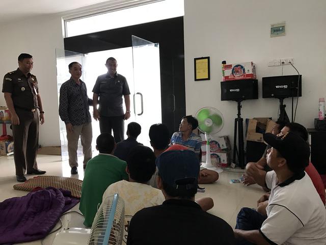 Đại sứ quán làm việc với Indonesia vụ 5 thuyền trưởng kêu oan - Ảnh 2.