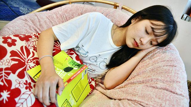 Thiếu ngủ dù chỉ một đêm cũng đủ gây hại sức khỏe - Ảnh 1.
