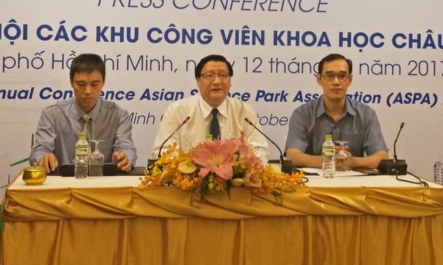 Việt Nam đăng cai hội nghị các khu công viên khoa học châu Á - Ảnh 1.