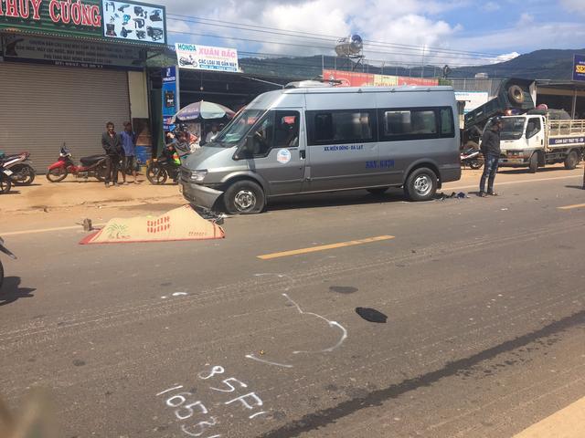 Thanh niên đi phượt tử vong trên đường đến Đà Lạt - Ảnh 1.