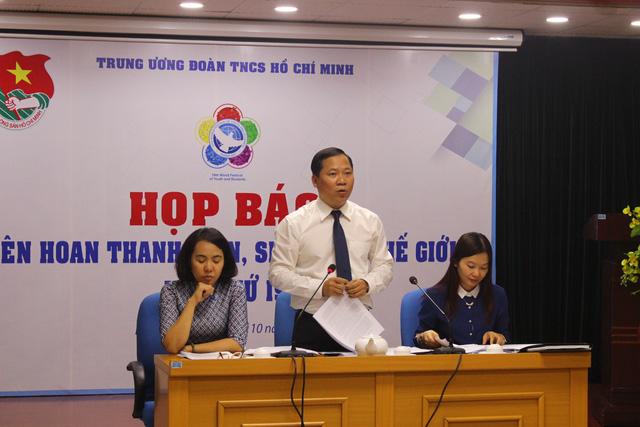 116 thanh niên Việt Nam dự Liên hoan thanh niên, sinh viên thế giới - Ảnh 1.