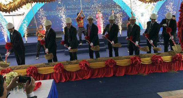 Lắp đường ống nước ngầm 3.465 tỉ băng sông Sài Gòn - Ảnh 1.