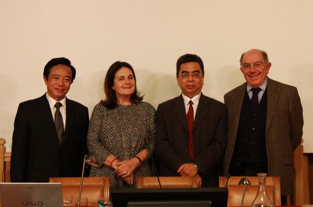 Người Việt đầu tiên là viện sĩ Viện Hàn lâm Khoa học Hải ngoại Pháp - Ảnh 2.