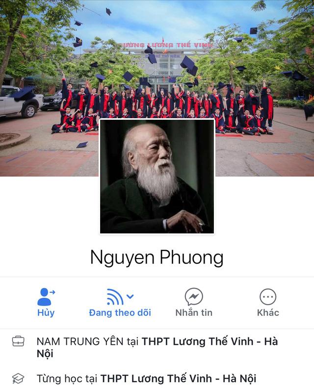 Cựu học sinh Lương Thế Vinh vĩnh biệt thầy Văn Như Cương - Ảnh 3.