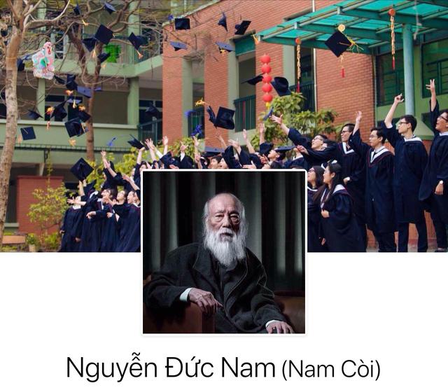 Cựu học sinh Lương Thế Vinh vĩnh biệt thầy Văn Như Cương - Ảnh 1.
