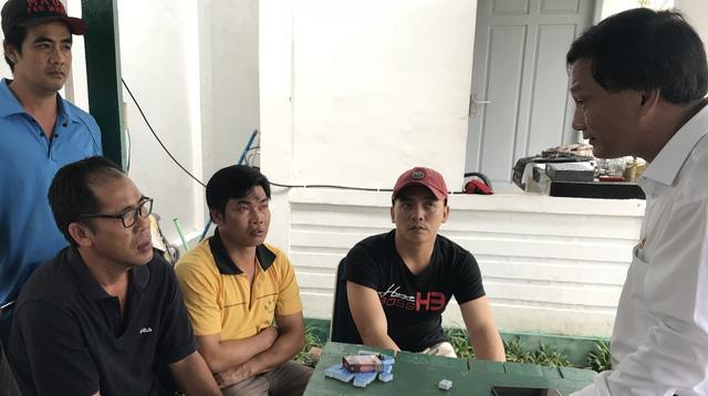 4 thuyền trưởng ở Indonesia quyết tuyệt thực, phản đối tới cùng - Ảnh 4.
