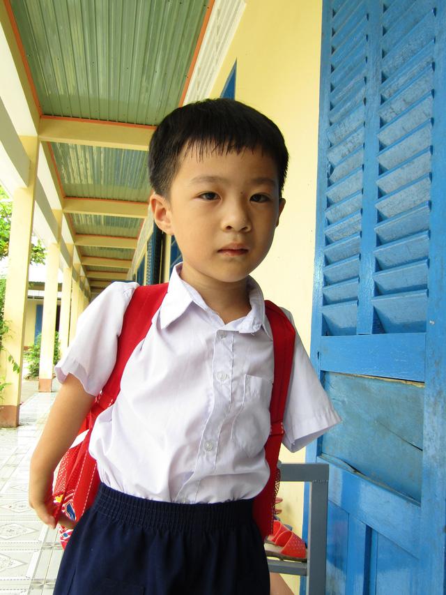 Cậu bé dị tật và ước mơ xây nhà cho trẻ khuyết tật - Ảnh 3.