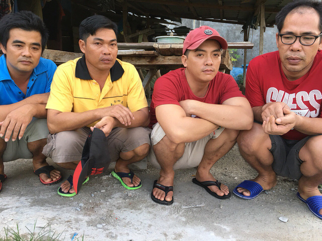 4 thuyền trưởng ở Indonesia quyết tuyệt thực, phản đối tới cùng - Ảnh 2.