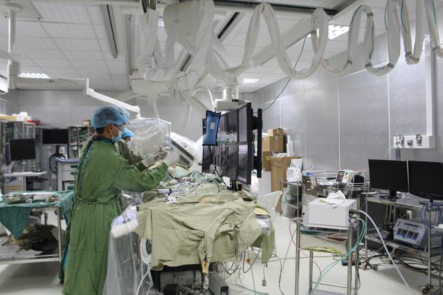 Điều trị loạn nhịp tim với thế hệ thiết bị mới nhất - Ảnh 2.